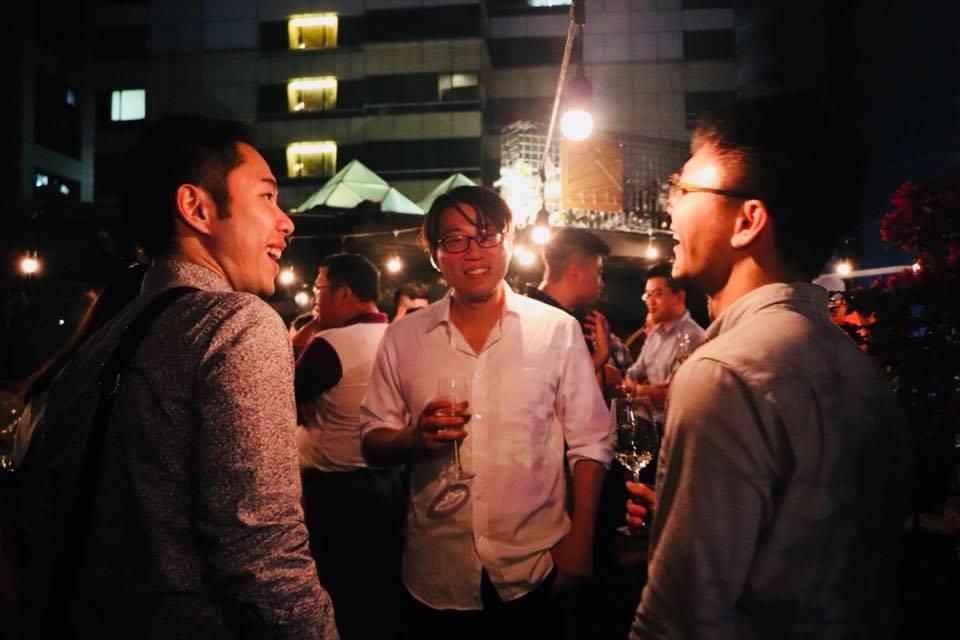 201808 Tourism Bar _ Night #1 活動照片