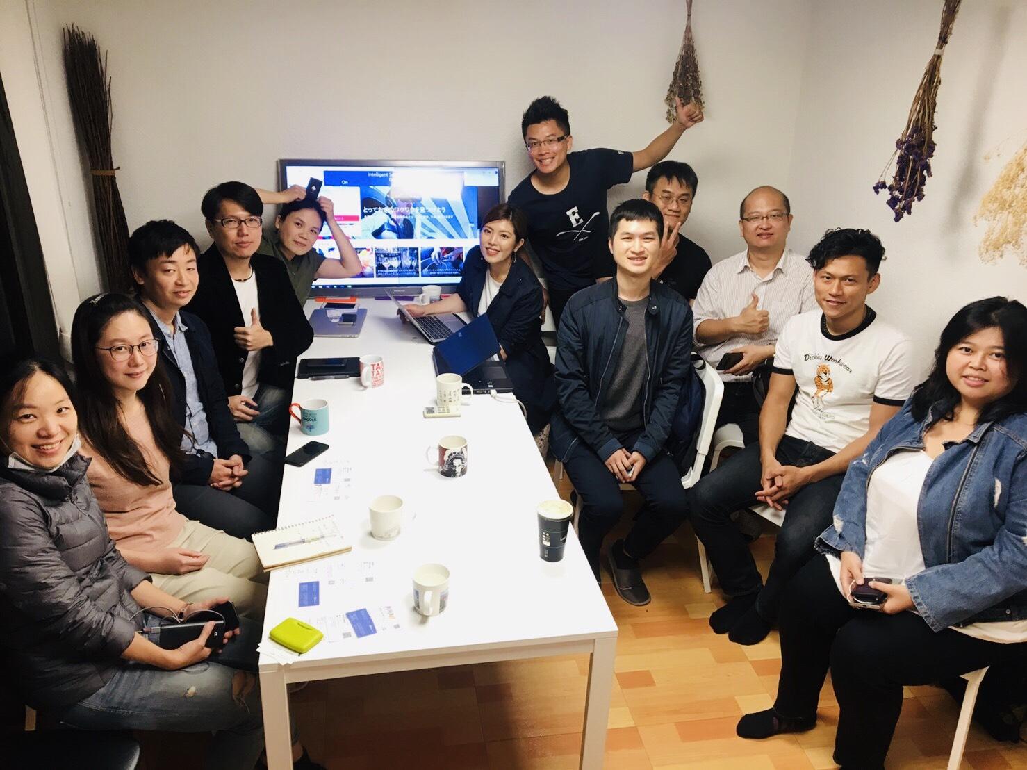 201811 Asoview跨境媒合會 活動照片2